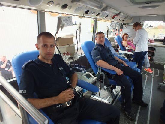 Celem akcji było zwiększenie zapasów krwi dla osób potrzebujących, przed  trudnym dla krwiodawstwa sezonem wakacyjnym.