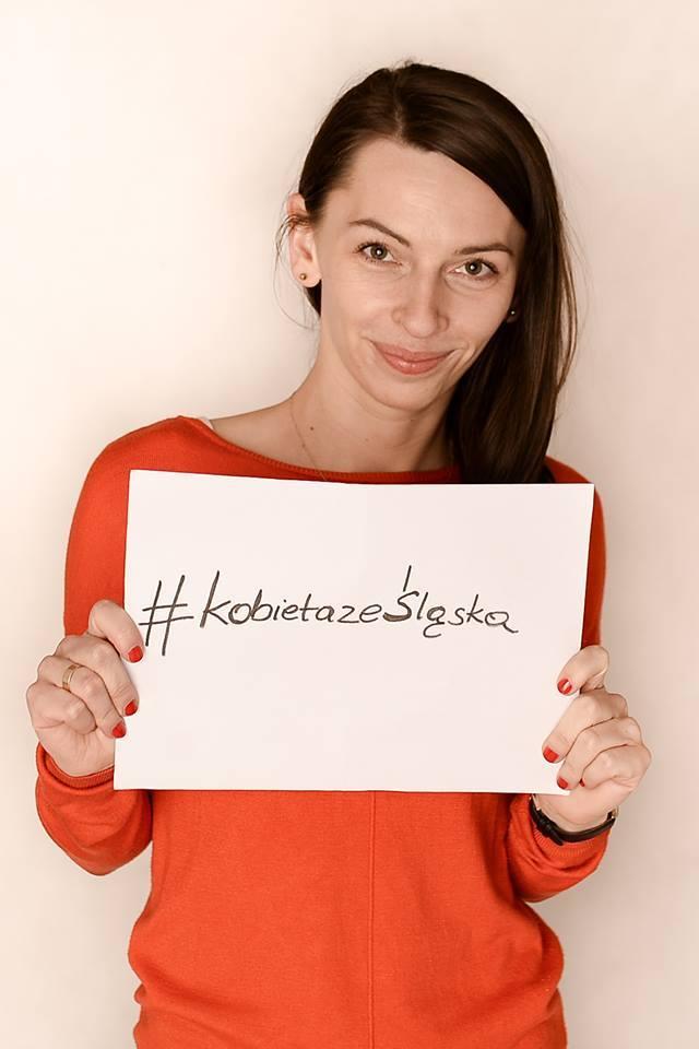 Katarzyna Siwczyk założyła blog Kobieta ze Śląska