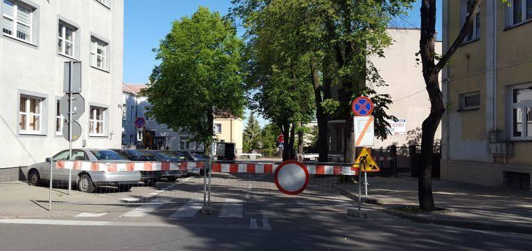 Ostrołęka. Ulica Świętokrzyska zamknięta dla ruchu od 1.06.2020. Dlaczego?