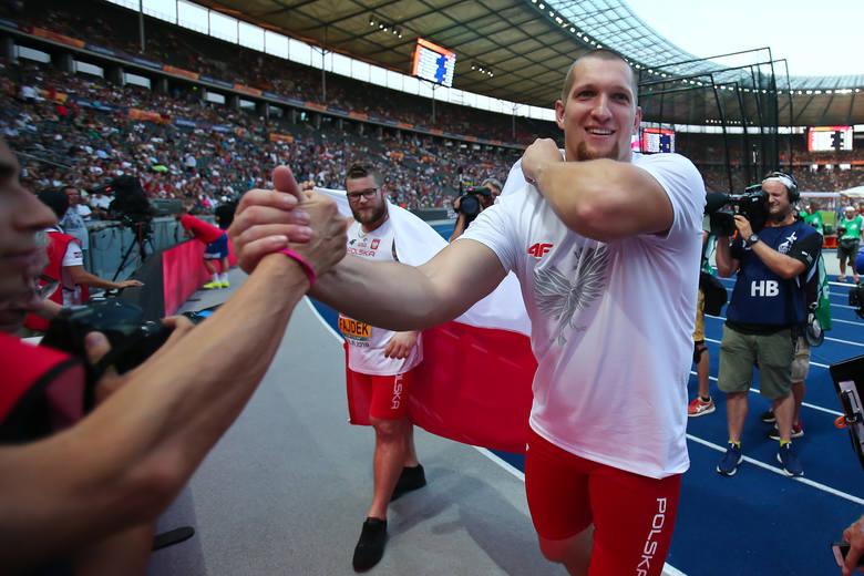Wojciech Nowicki jednak z medalem! Polacy złożyli protest