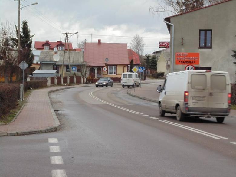 Mieszkańcy Chodla liczą, że wraz z powstaniem obwodnicy ruch samochodów w centrum miasteczka będzie mniejszy
