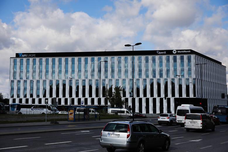 Wśród inwestycji zrealizowanych w pierwszym półroczu 2019 znajdują się m.in.: V Offices (21,6 tys. mkw.) przy al. 29 Listopada