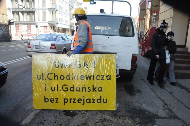 Niebawem startuje remont ul. Chodkiewicza w Bydgoszczy. Szukują się ogromne zmiany [zdjęcia]