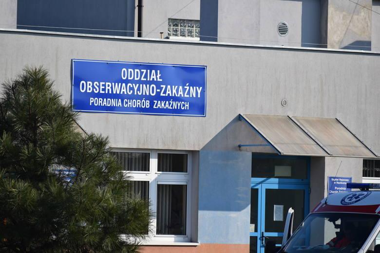 Szpital w Raciborzu przyjmie pacjentkę z Czech