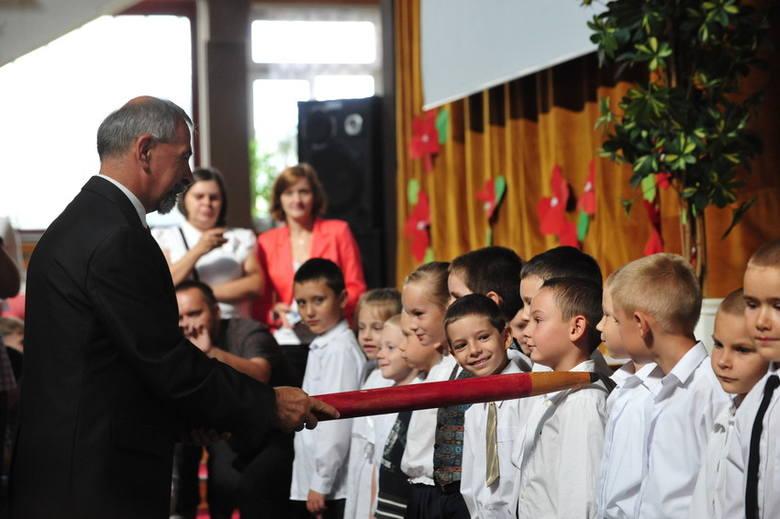 Rozpoczął się rok szkolny 2012/2013 [zdjęcia]