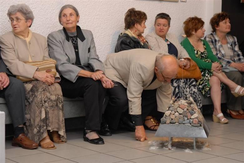 """Wernisaż wystawy """"Kamień"""""""