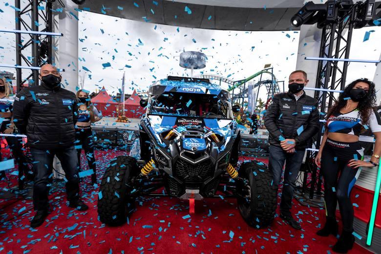 Zespół Energylandia Rally Team wystartuje w Rajdzie Dakar 2021