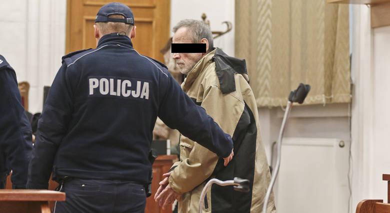 wyrok, Francuz, 25 lat więzienia, zielona góra