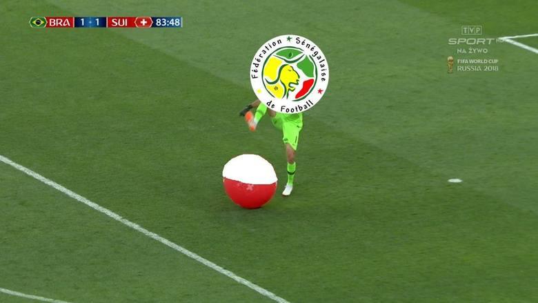 Memy o meczu Polska - Senegal 1:2