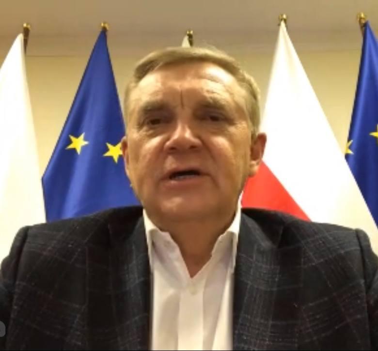 Będziemy inwestować tylko tam, gdzie będziemy musieli. To będzie ciężki rok - nie ma wątpliwości prezydent Białegostoku Tadeusz Truskolaski