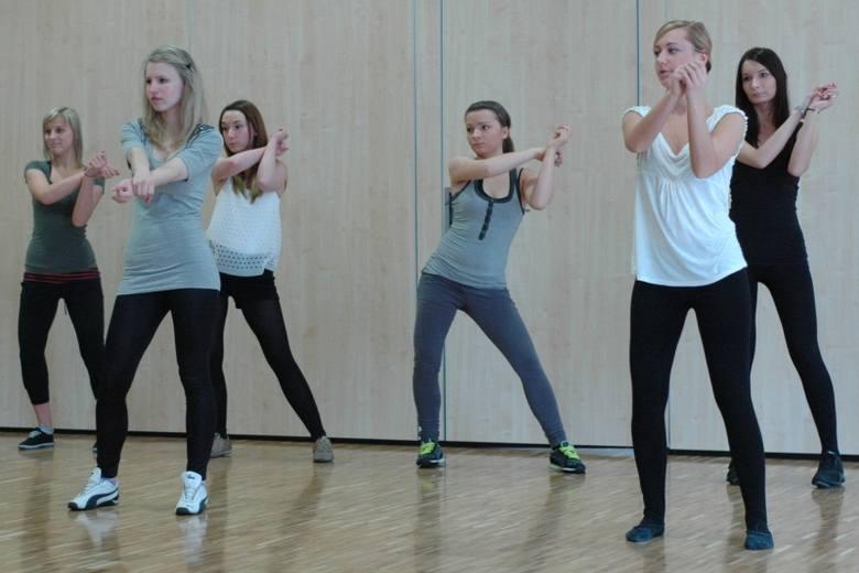 Casting na cheerleaderki w SCK