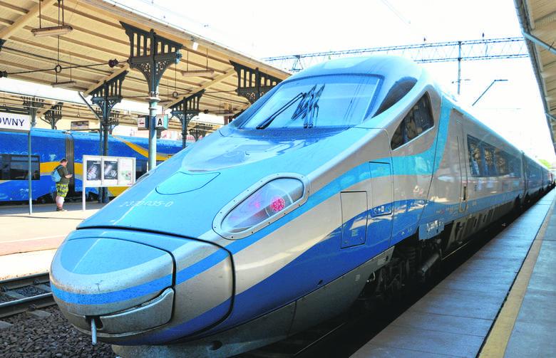 Podróż pociągiem to przede wszystkim atrakcja dla najmłodszych