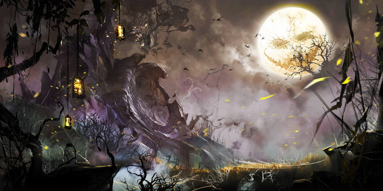 Halloween w Guild Wars 2Guild Wars 2: Shadow of the Mad King już za tydzień
