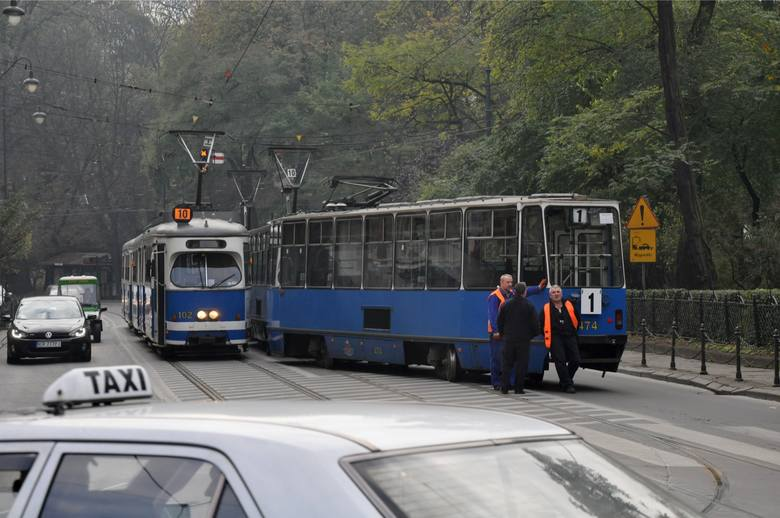 """Na dziesiątym miejscu - pod względem liczby wystawionych kar za jazdę bez biletu w ubiegłym roku - znalazła się linia tramwajowa numer 1. W """"jedynkach"""""""