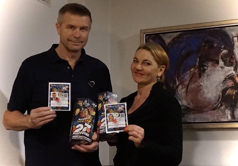 Na kielecki Rynek zaprasza prezydent Kielc Bogdan Wenta wraz z żoną Iwoną. Oboje będą wolontariuszami.