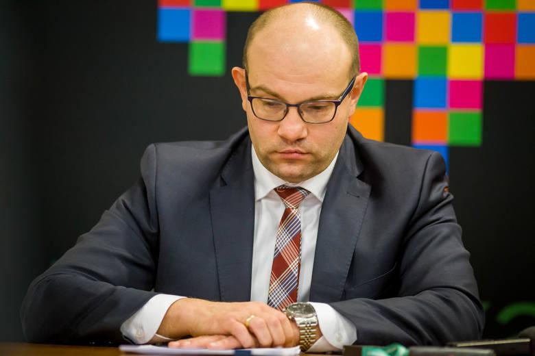 Artur Kosicki rezygnuje z funkcji marszałka województwa podlaskiego