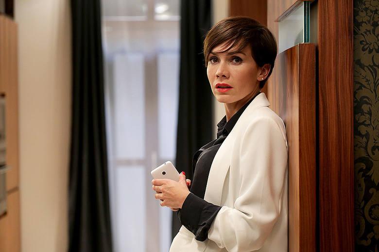 """Olga Bołądź w komedii romantycznej """"Słaba płeć?"""""""