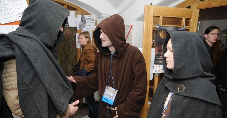 Miłośnicy fantastyki na festiwalu Copernicon w Toruniu