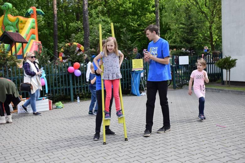 Festyn rodzinny Przedszkolak - Europejczykiem w Łasku [ZDJĘCIA]