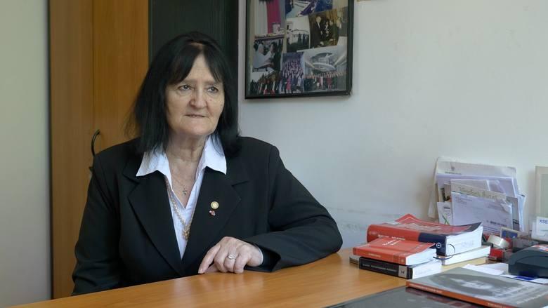 Anna Bogucka-Skowrońska.