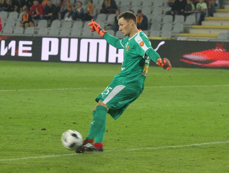 Bramkarz – 1710 minut na boisku, 19 meczów. Niemiec z polskim paszportem zagrał w 19 meczach i pauzował tylko w ostatnim ze względu na kontuzję mięśni