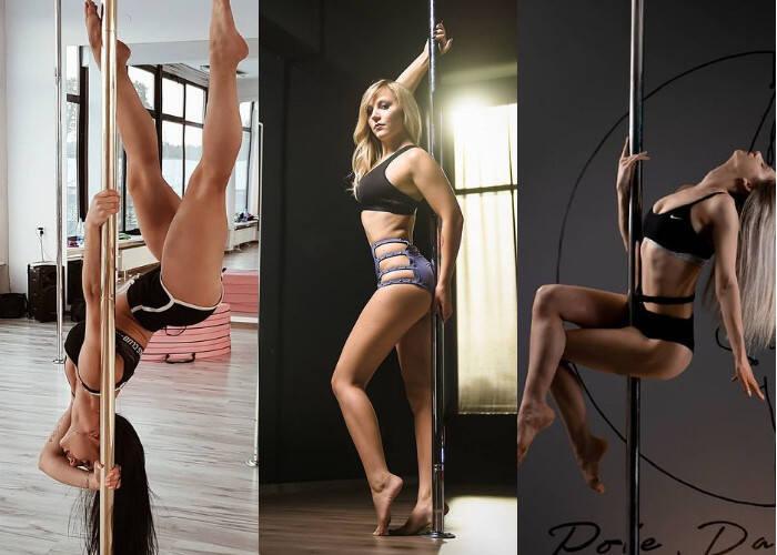 Stalowowolskie pole dancerki ciężko pracują na treningach by osiągnąć wspaniałe rezultaty. Na kolejnych slajdach możecie zjawiskowe zdjęcia z instagrama