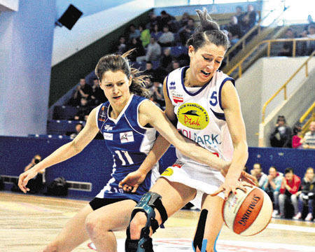 Mimo awansu, koszykarek z Pabianic nie zobaczymy w ekstraklasie