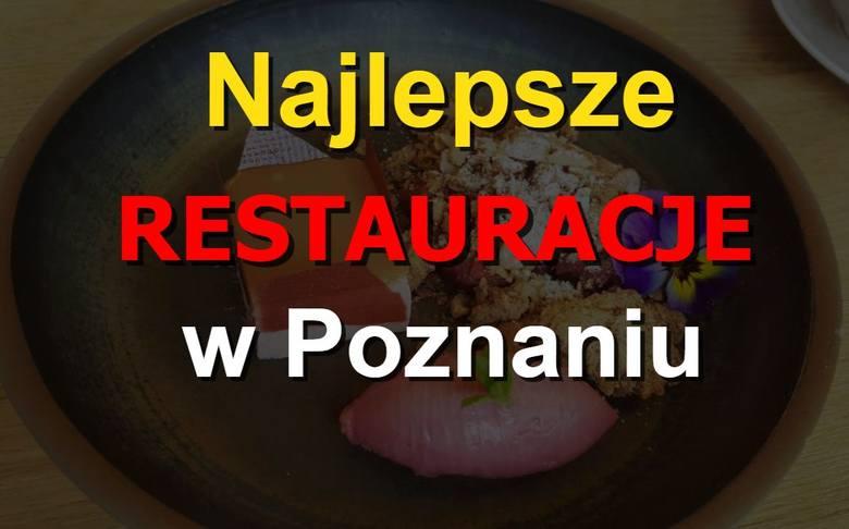 Aż 694 restauracje, bary i kawiarnie działają w Poznaniu według portalu TripAdvisor. Które z nich są najlepsze? Sprawdźcie sami na kolejnych slajdach.