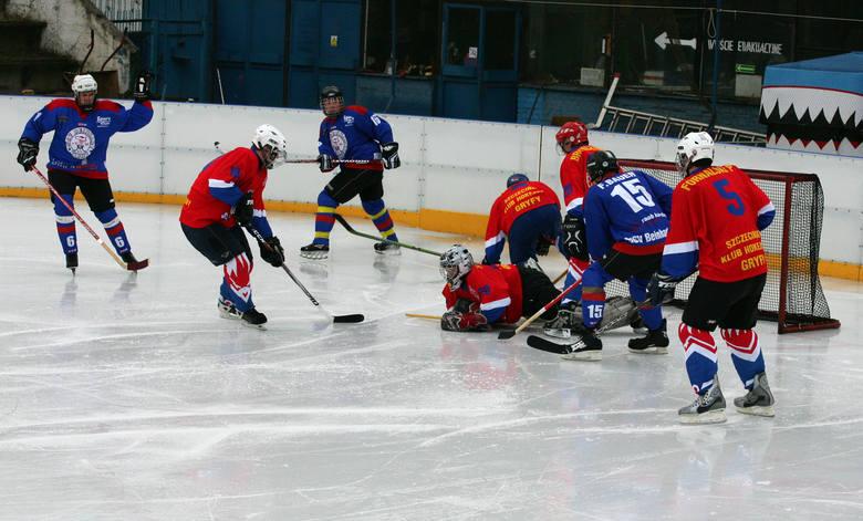 W Szczecinie rusza pierwsza w tej części Polski Amatorska Liga Hokeja [GALERIA]