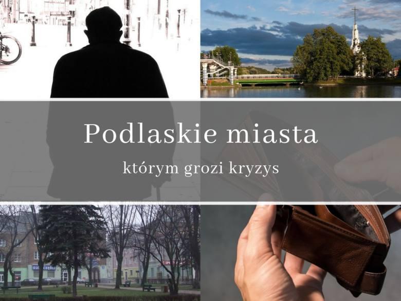 Blisko połowie z 255 średnich miast w Polsce grozi marginalizacja i zjawiska kryzysowe. Tak wynika z analiz Polskiej Akademii Nauk. Wśród ośrodków tracących