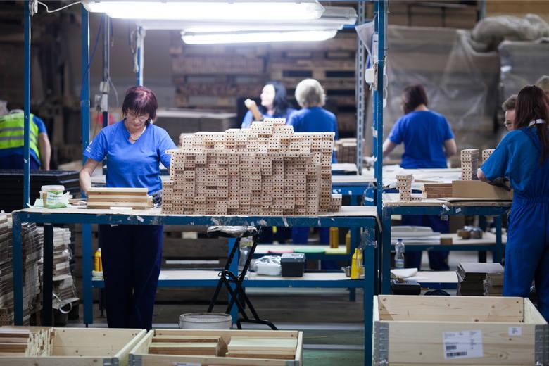 Wśród sektorów, które najdotkliwiej odczują zmiany w wysokości składki wypadkowej, co przełoży się na wyższe koszty pracy, znajduje się branża mebla