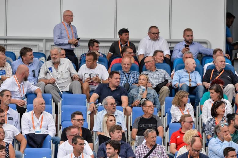 Drugi dzień mistrzostw Europy w lekkiej atletyce przyniósł prowadzenie naszej drużynie w klasyfikacji generalnej. Duża w tym zasługa publiczności, która