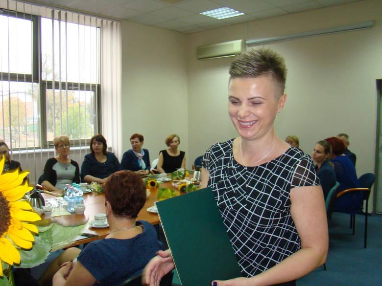 W urzędzie Miasta w Słubicach z okazji Dnia Edukacji Narodowej wręczono nagrody nauczycielom.