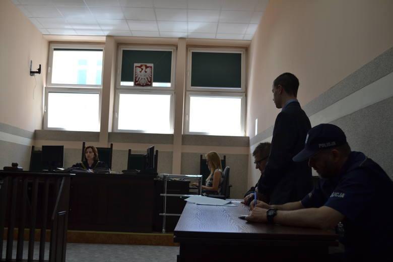 Sprawca wypadku motocyklowego w Konopiskach został skazany na 10 lat. 16-letnia Julia zginęła