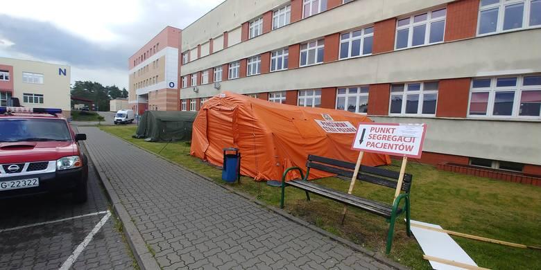 Od poniedziałku, 18 maja poradnie specjalistyczne szpitala w Grudziądzu wznawiają działalność. Pacjenci, którzy będą korzystali z wizyt u specjalistów