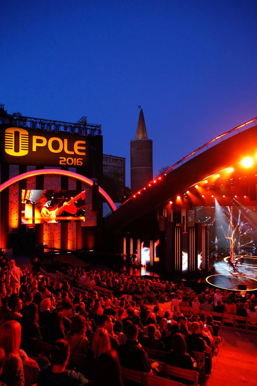 Aż 67 procent z ponad 1000 osób wskazało Krajowy Festiwal Piosenki Polskiej jako coś, co wyróżnia nasze miasto. Wśród symboli Opola najwięcej ankietowanych