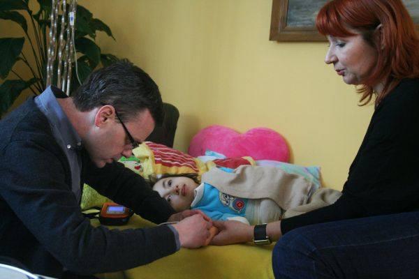 Od kiedy Magda jest pod opieką hospicjum dla dzieci, ani razu nie trafiła do szpitala. To zmieniło jej i nasze życie. Uspokoiła się i częściej się uśmiecha
