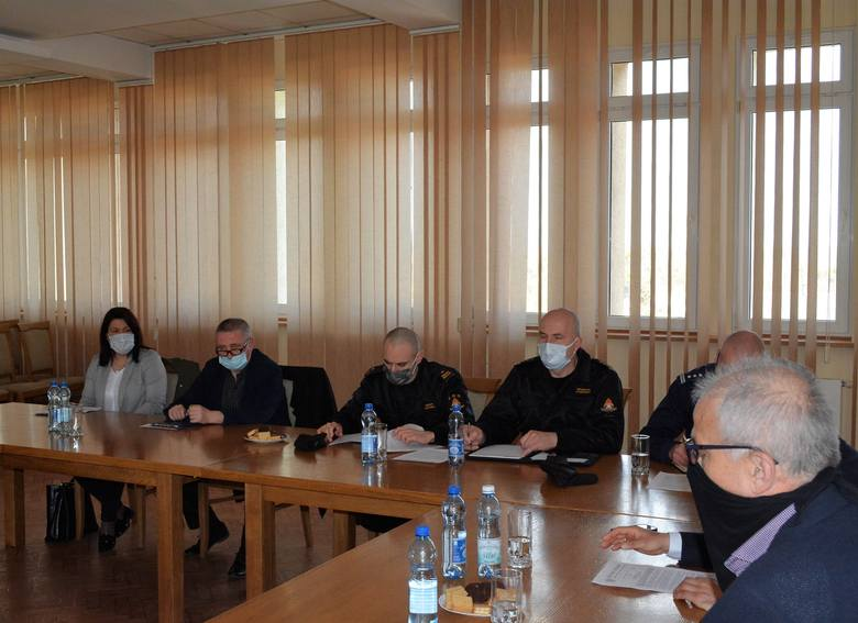 W powiecie rypińskim najbardziej narażona jest gmina Skrwilno oraz jej miejscowości: Czarnia Mała, Czarnia Duża, Zambrzyca, Otocznia, Baba, Klepczarnia,