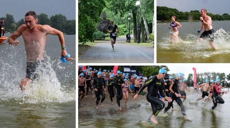 Około 90 zawodników wzięło udział w trzeciej edycji Aquathlon Kruszwica. Zwyciężył Jakub Kubiński z Bydgoszczy. Impreza rozpoczęła się z prawie godzinnym