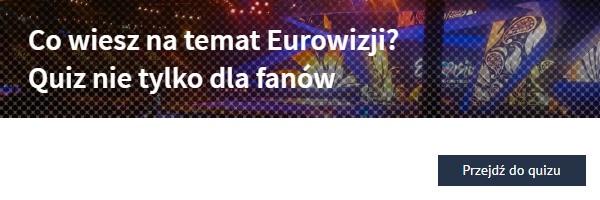 Quiz wiedzy o Eurowizji