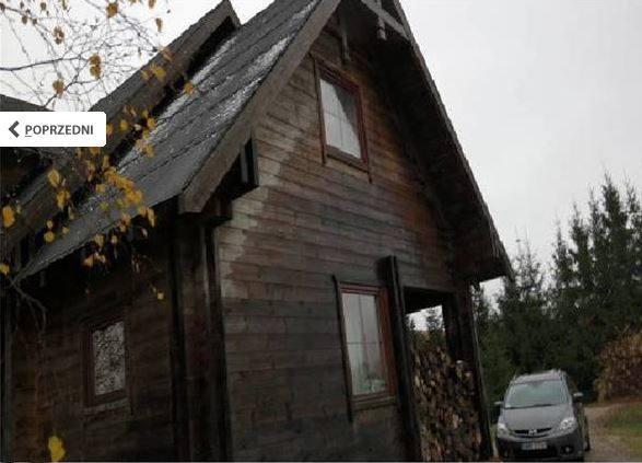 Dom w miejscowości Brejdyny 58A, gm. PieckiNieruchomość o powierzchni 0,1484 ha, zabudowana budynkiem mieszkalnym jednorodzinnym o konstrukcji drewnianej,
