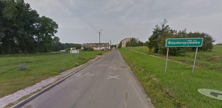 Brzyskorzystewko, gmina Żnin