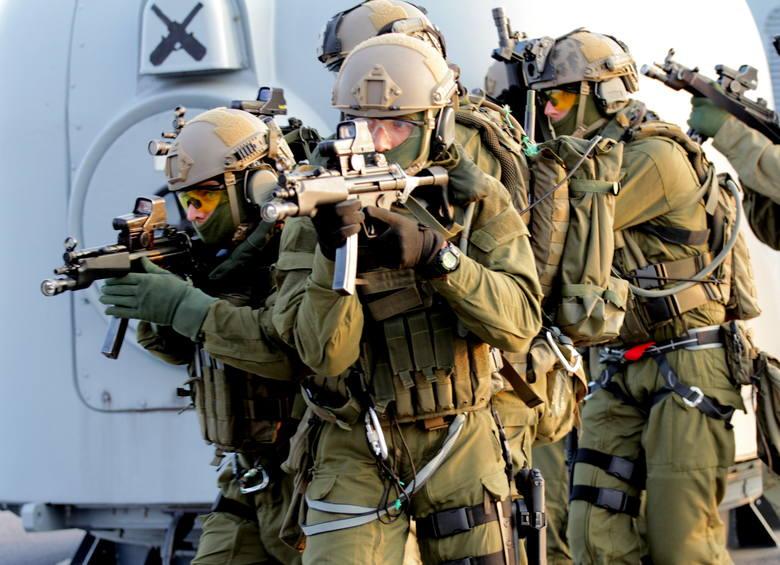 To specjaliści podczas ćwiczeń. Czy koncepcja słabo wyszkolonych żołnierzy Obrony Terytorialnej jest słuszniejsza od zainwestowania w jednostki zawo