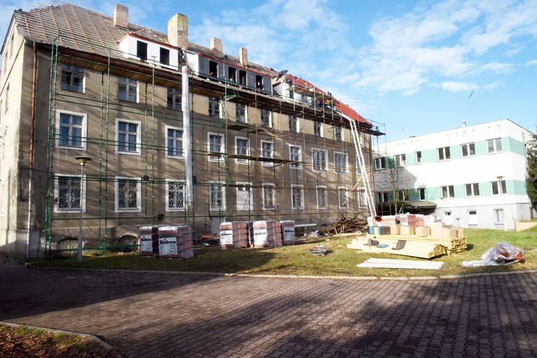 Poszpitalny budynek B w Gubinie zostanie wyremontowany przez prywatnego inwestora. Przy ulicy Śląskiej ma powstać Gubińskie Centrum Zdrowia.