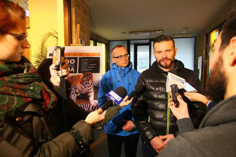 """""""Do Zoobaczenia zimą"""". Miejski Ogród Zoologiczny w Łodzi zaprasza do odwiedzenia zoo w sezonie zimowym [ZDJĘCIA,FILM]"""