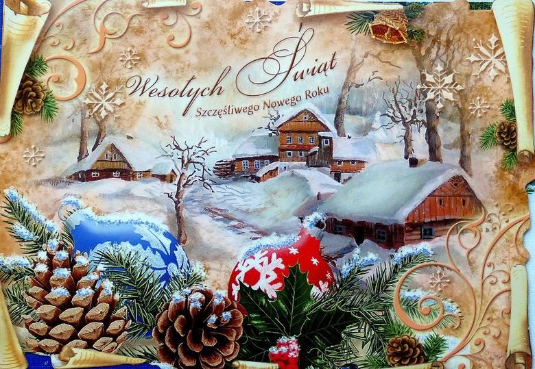 Firmowe życzenia świąteczne na Boże Narodzenie