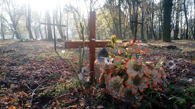 Cmentarz w Gorzowie przy ul. Walczaka.