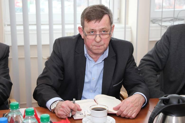Piotr Jankowiak, Civitas Christina, przewodniczący oddziału w Zielonej Górze.