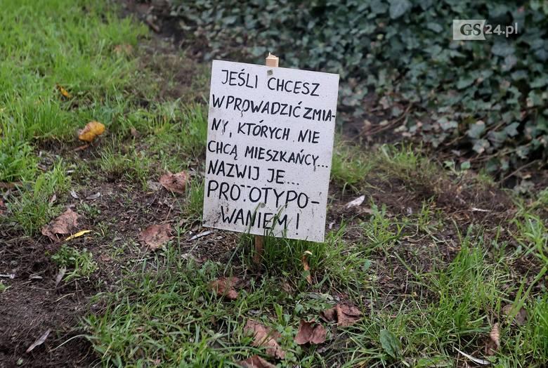 10 zł za parkowanie na pl. Orła Białego w Szczecinie! Powstaną parkingowce