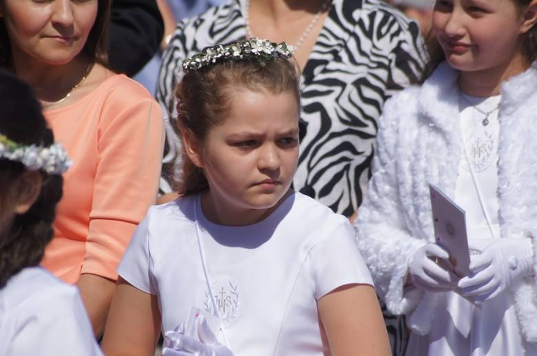 Pierwsza Komunia Św. w parafii św. Maksymiliana Marii Kolbego w Radomsku